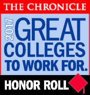 Great Colleges to Work for Honor Roll Image